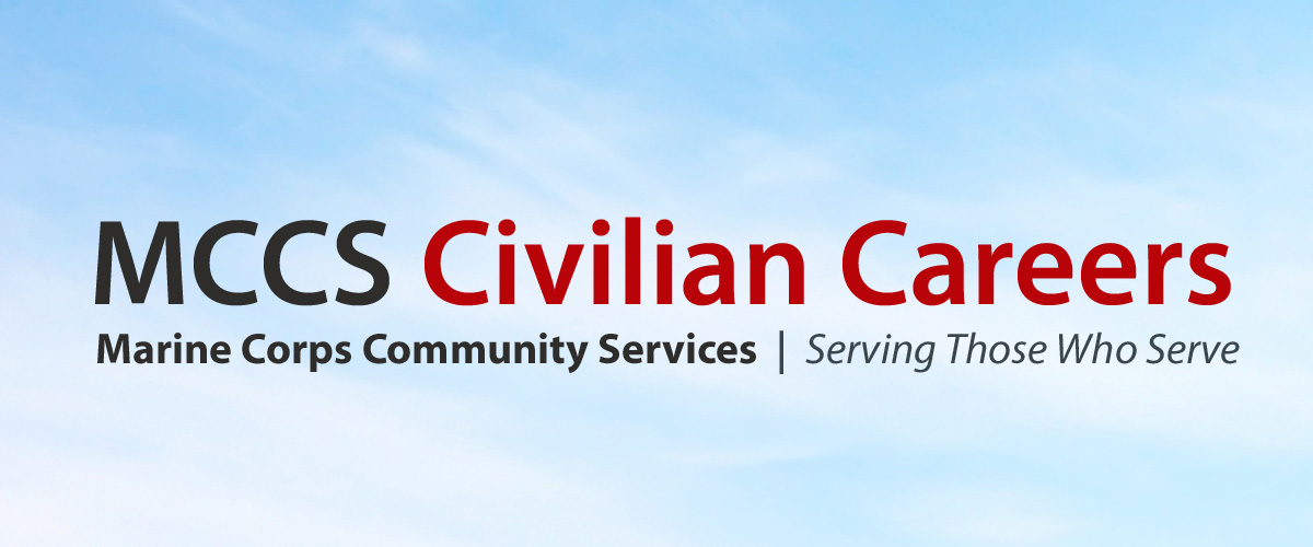 Join The Team Marine Corps Community Services Mcas Miramar