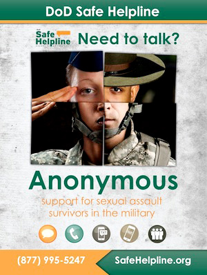 SAFE Helpline - Sexual Assault Prevention and Response