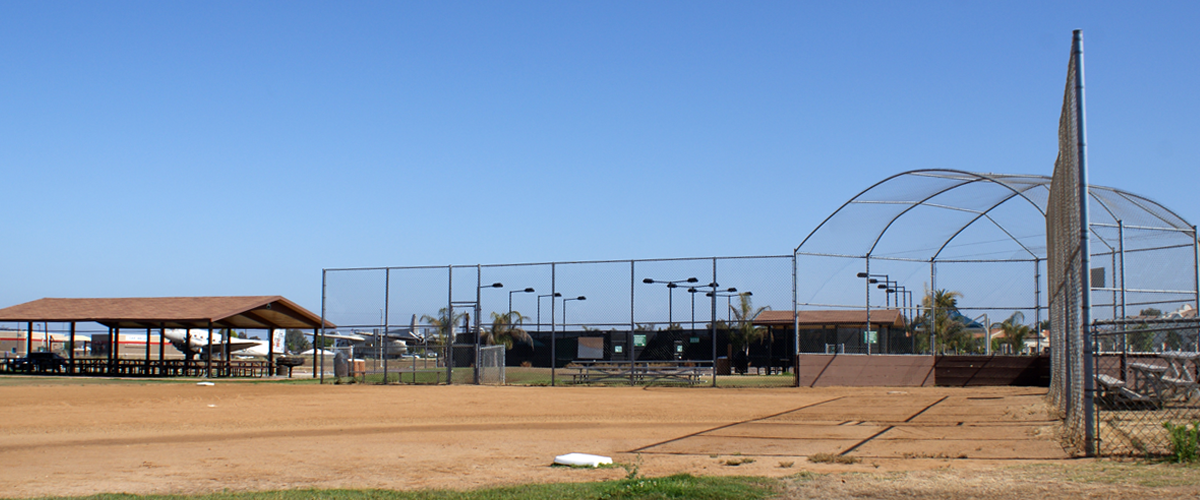 Mills Park Softball Field