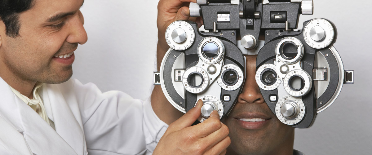 Image result for optometrist""