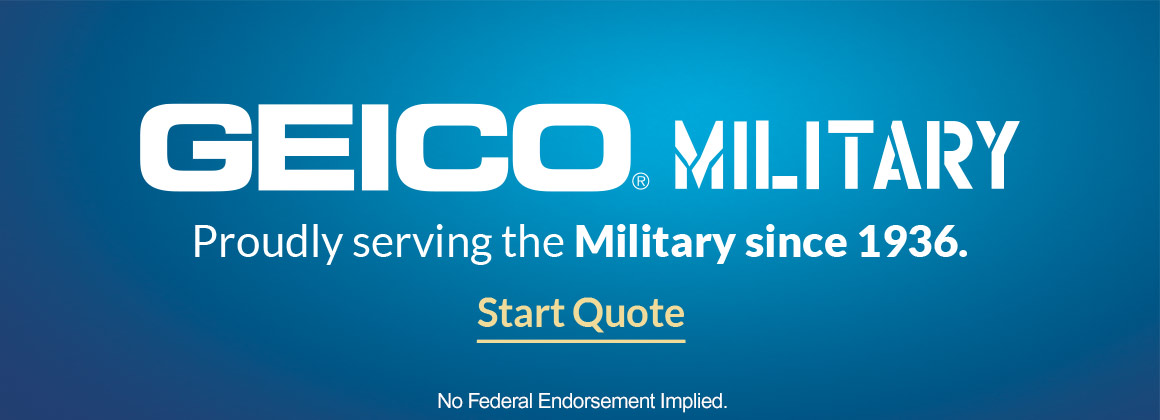 GEICO MILITARY - Proudly serving the Military since 1936. Start Quote...